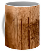 Countryside Fence Coffee Mug