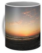 Couple At Sunset Coffee Mug