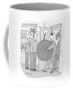 Couple Enters House Carrying Giant Lit Bomb Coffee Mug