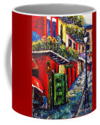 Couple In Pirate's Alley Coffee Mug