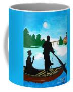 Coppia Alla Luce Della Luna Coffee Mug