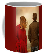 Couple With Relationship Problems Coffee Mug