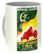 Courses Automobiles D Oran Coffee Mug