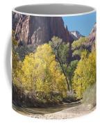 Court Of The Patriarchs Coffee Mug