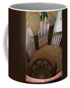 Stairway Courthouse Santa Barbara Coffee Mug