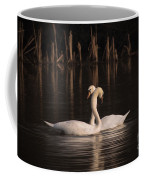 Courtship Painting Coffee Mug