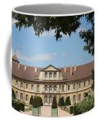 Courtyard Cloister Cluny Coffee Mug