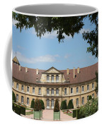 Courtyard Cloister Cluny Coffee Mug