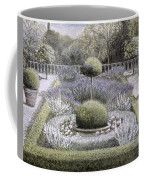 Courtyard Garden Coffee Mug