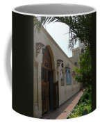 Courtyard To The Coptic Church Coffee Mug