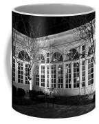Courtyard View Coffee Mug
