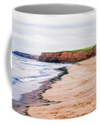 Cousins Shore Prince Edward Island Coffee Mug by Edward Fielding