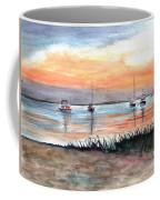 Cove Sunrise Coffee Mug