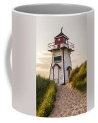 Covehead Harbour Lighthouse Coffee Mug