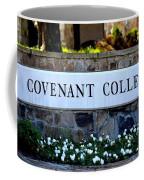 Covenant College Sign Coffee Mug