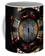Coventry Cathedral Windows Montage Coffee Mug