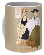 Cover Of Harpers Magazine, 1896 Coffee Mug