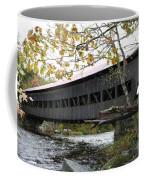 Covered Bridge Albany Coffee Mug