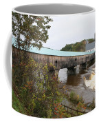 Covered Bridge  Bath Coffee Mug