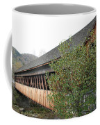 Covered Bridge - Woodstock - Vermont Coffee Mug
