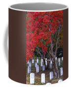 Covered In Fall Colors Coffee Mug