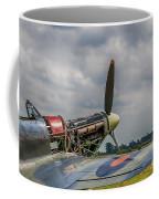 Covers Off Hawker Hurricane Coffee Mug