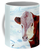Cow A Bunga Coffee Mug