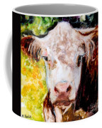 Cow Face Coffee Mug