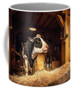 Cow On The Farm Coffee Mug