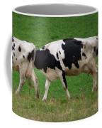 Cow Path Coffee Mug