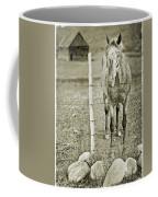 Cow Pony Coffee Mug