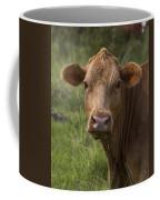 Cow Portrait I Coffee Mug