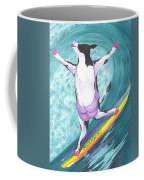 Cowabunga Coffee Mug