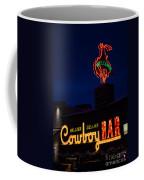 Cowboy Bar Coffee Mug