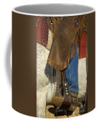 Cowboy Boot Coffee Mug
