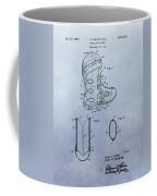 Cowboy Boot Patent Coffee Mug