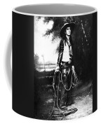 Cowboy, C1880 Coffee Mug