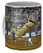 Cowboy Down Coffee Mug