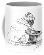Cowboy Taking A Break  Coffee Mug