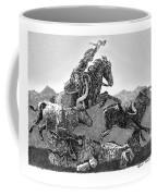 Cowboys And Longhorns Coffee Mug