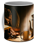 Cowboy's Coffee Break Coffee Mug