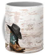 Cowgirl Boots Coffee Mug