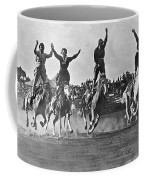 Cowgirls At The Rodeo Coffee Mug