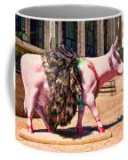 Cow Parade N Y C 2000 - Prima Cowlerina Coffee Mug