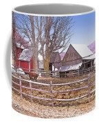 Cows At Jenne Farm Coffee Mug