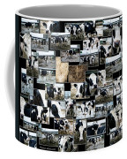 Cows Collage Coffee Mug