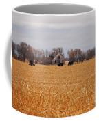 Cows In The Corn Coffee Mug
