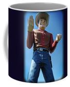 Cowtown Cowboy Coffee Mug