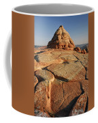 Coyote Buttes Rock Formation Coffee Mug