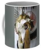 Coyote Headdress 1 Coffee Mug